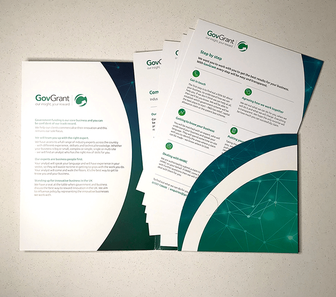 GovGrant marketing pack
