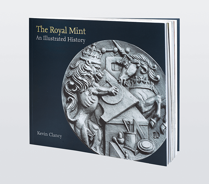 The Royal Mint,: an Illustrated History, cover