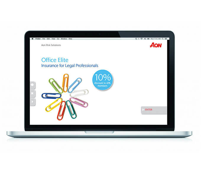 Aon Office insurance interactive pdf