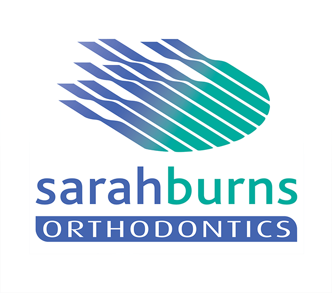 Sarah Burns Orthodontics identity