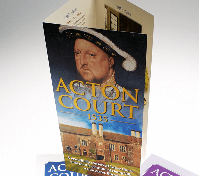 Acton Court brochure